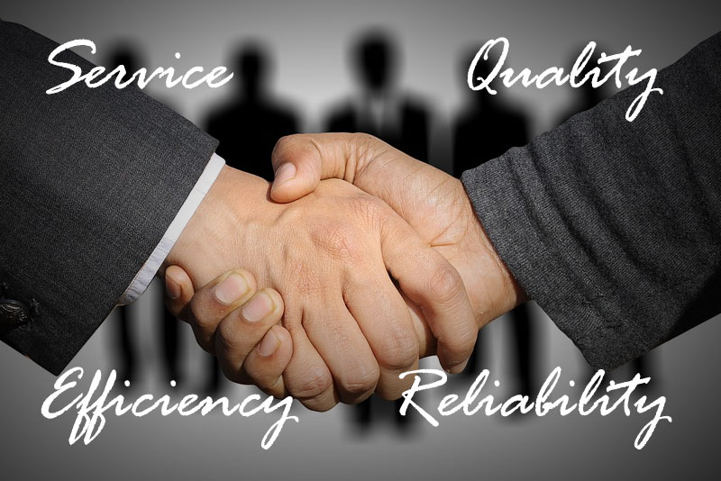 New boiler installers should offer service, quality, efficiency, reliability.