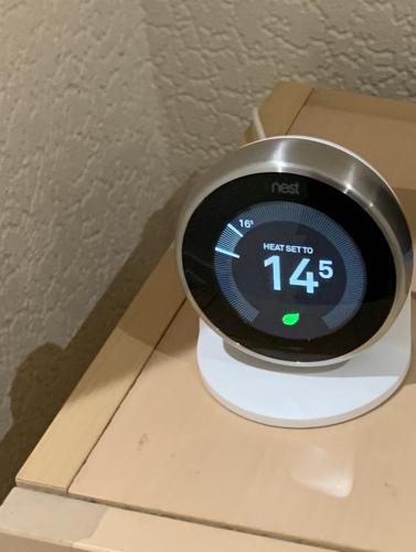 Nest Generation 3 Thermostat